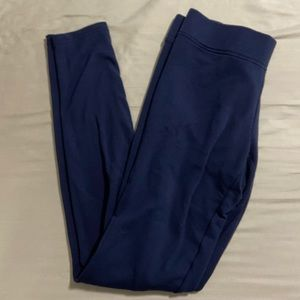 Merona navy leggings